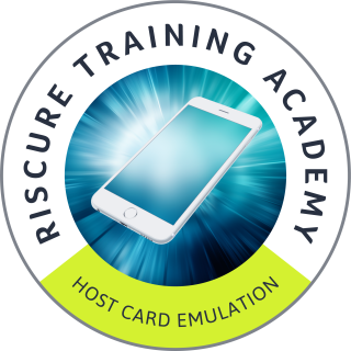 HCE Security Certification Training by Riscure Training Academy (logo)