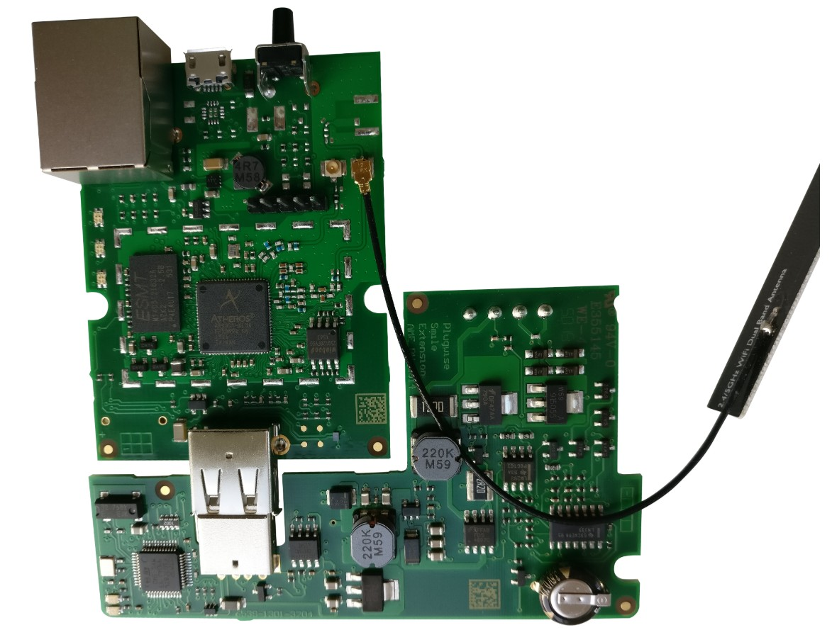 On The Security Or Lack Thereof Of Connected Iot Thermostat Primary Circuit Board Connects All Basic Components A Computer For Any Aware Person With Some Electronics Knowledge Pcb Was Like Treasure Trove Everything Clearly Labeled And Debug Headers To
